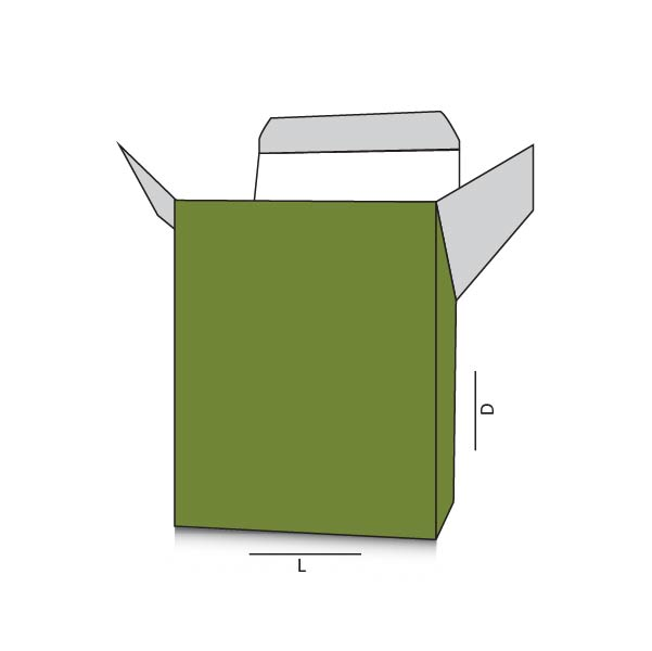 Slope Top Reverse Tuck End0402